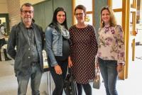 Paul Hilbert, Nathalie Leger, Mim Bloes, Sylvie Reuter