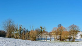 Winterlandschaft - Winterscape