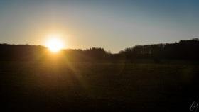 Letzte Sonnenstrahlen - Last sunrays