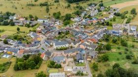 Greiveldange from above