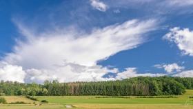 Imposante Wolken - Impressive clouds