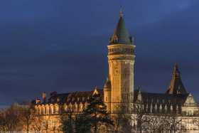 Luxembourg City 85