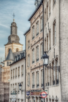 Luxembourg City 50