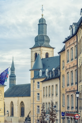 Luxembourg City 02