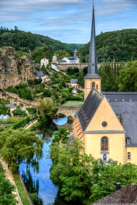 Luxembourg City 104
