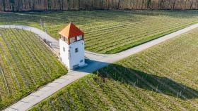Markus Tower in Schengen
