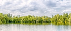 Ruhe beim See / Silence at the lake