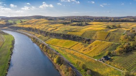 Indian Summer at the Moselle River