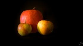 Drei Äpfel - Three Apples