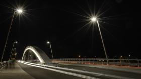 Brücke in Grevenmacher - Bridge in Grevenmacher