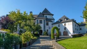 Castle in Clervaux (1)